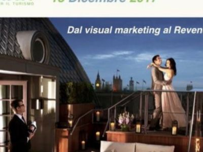 Dotflorence Lab 13 Dicembre 2017 - Visual Marketing e analisi stats analytics per l'hospitality industry