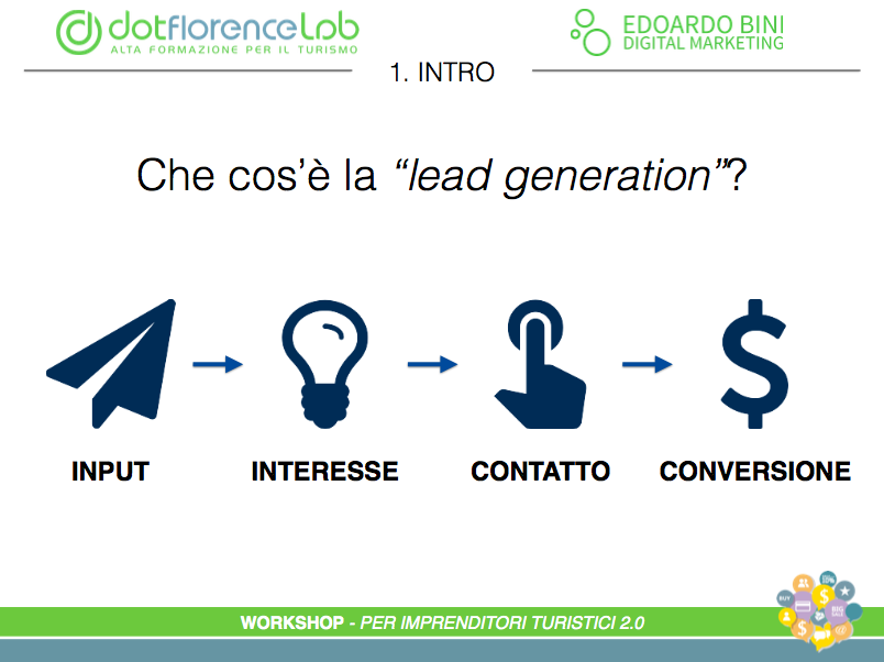 Dotflorence Lab 19 Aprile 2017 - Facebook Advertising
