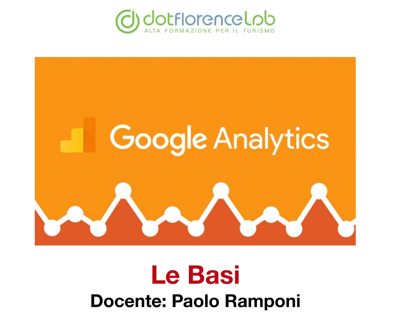 dotFlorence Lab 16 Ottobre: SEO 2019 by Paolo Ramponi: metriche, audit, new tools